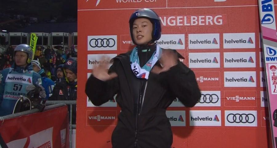 Salto, Coppa del Mondo: Ryoyu Kobayashi al comando dopo le qualificazioni di Trondheim
