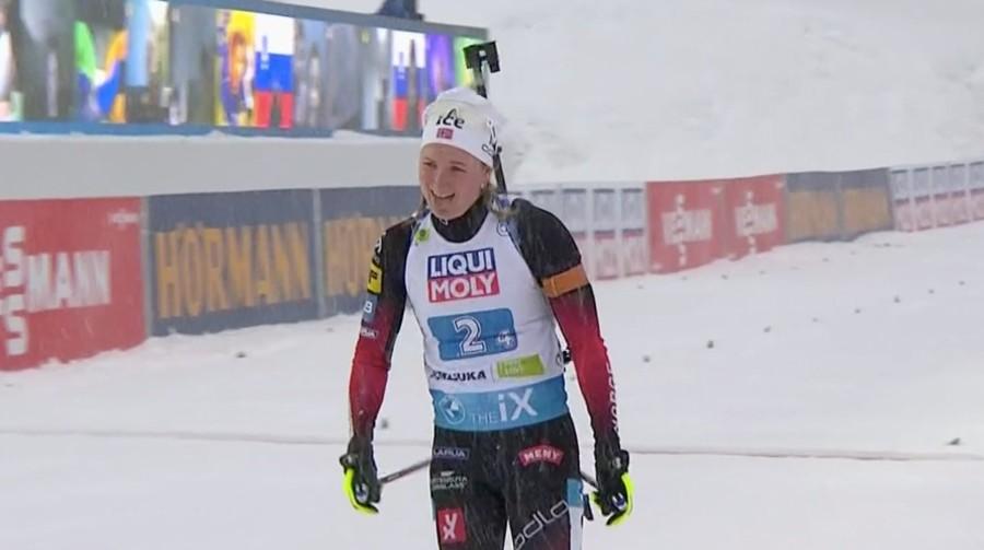 Marte Olsbu Røiseland