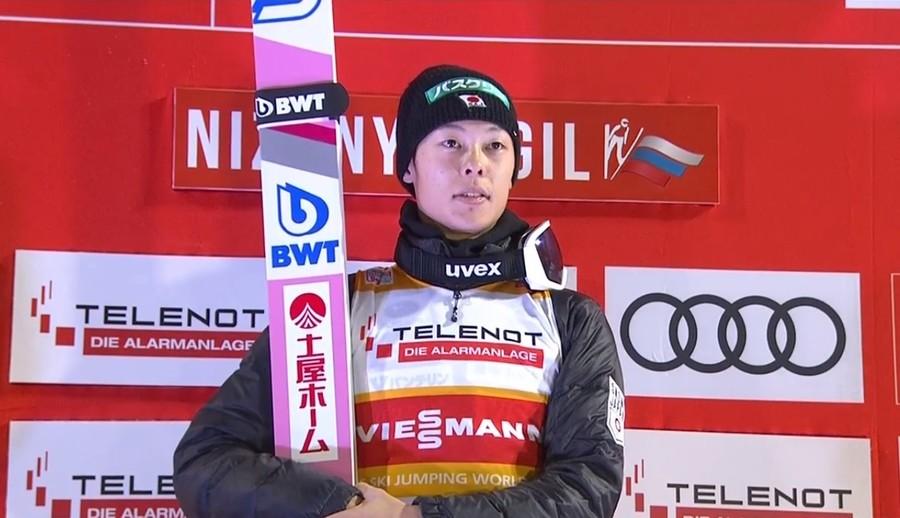 Salto, Coppa del mondo: Ryoyu Kobayashi al comando dopo le qualificazioni di Sapporo