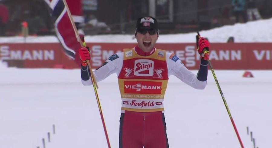 Combinata Nordica - Tanti auguri a Jarl Magnus Riiber: è diventato papà