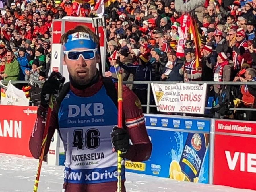 Biathlon: scelta la selezione russa per Pokljuka; Shipulin partirà dall'IBU Cup