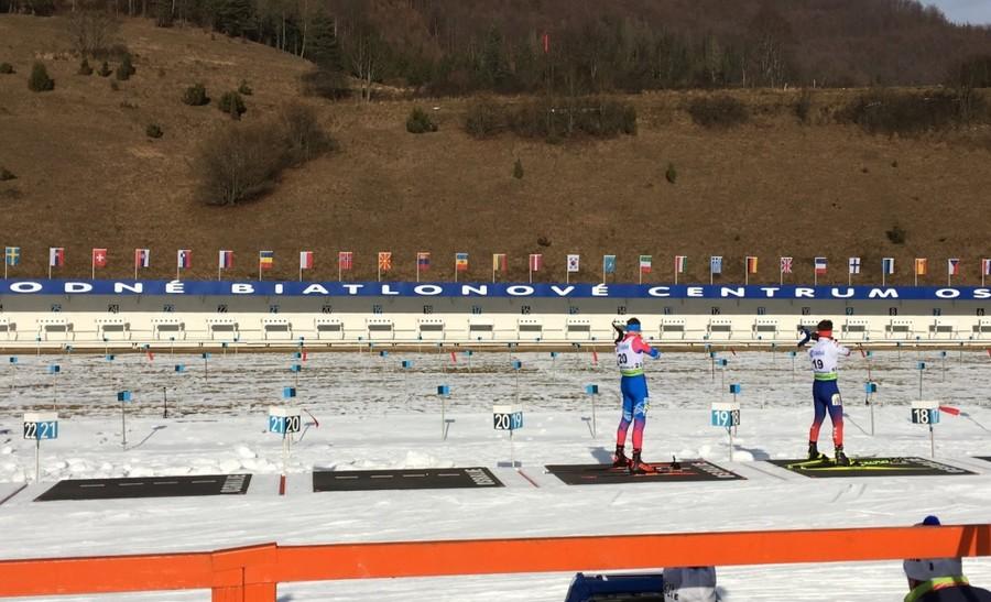 Biathlon, IBU Cup: Semen Suchilov vince la sprint maschile di Brezno