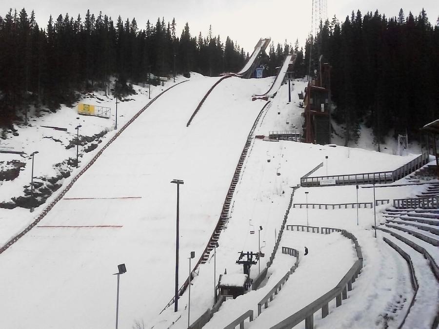 Sci Nordico - Mondiali di Trondheim 2025: pioggia di soldi sul centro sciistico di Granåsen