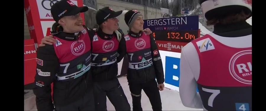 La Norvegia vince il Team Event di Oslo
