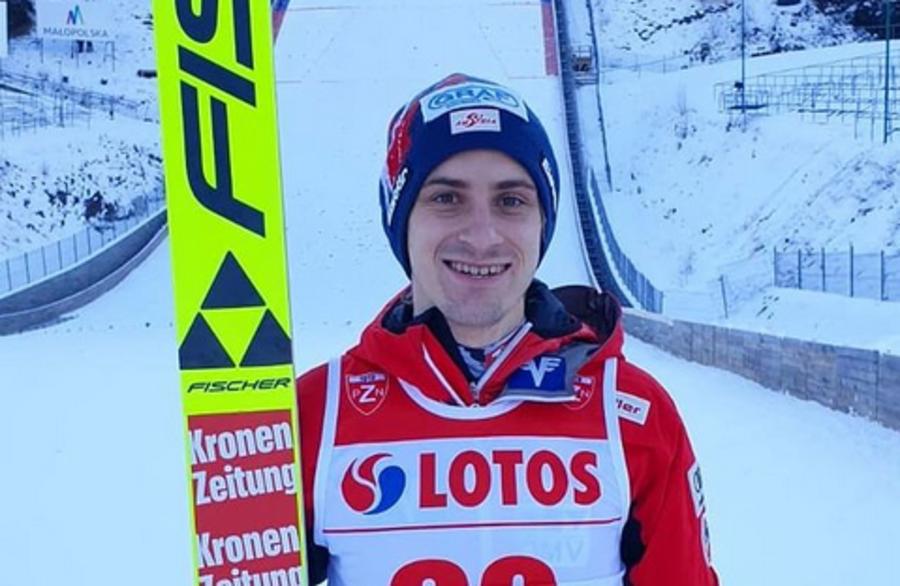 Ulrich Wohlgenannt - Instagram dell'atleta