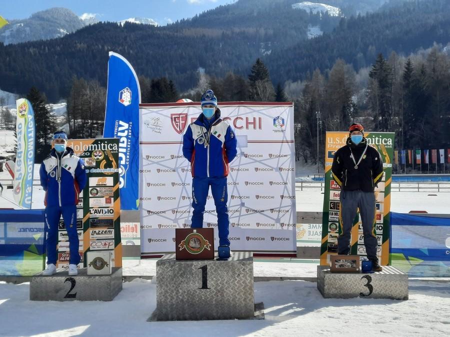 Biathlon: Campionati Italiani Giovani e Coppa Italia Senior: vittorie per Rodigari, Zingerle, Navillod e Betemps.