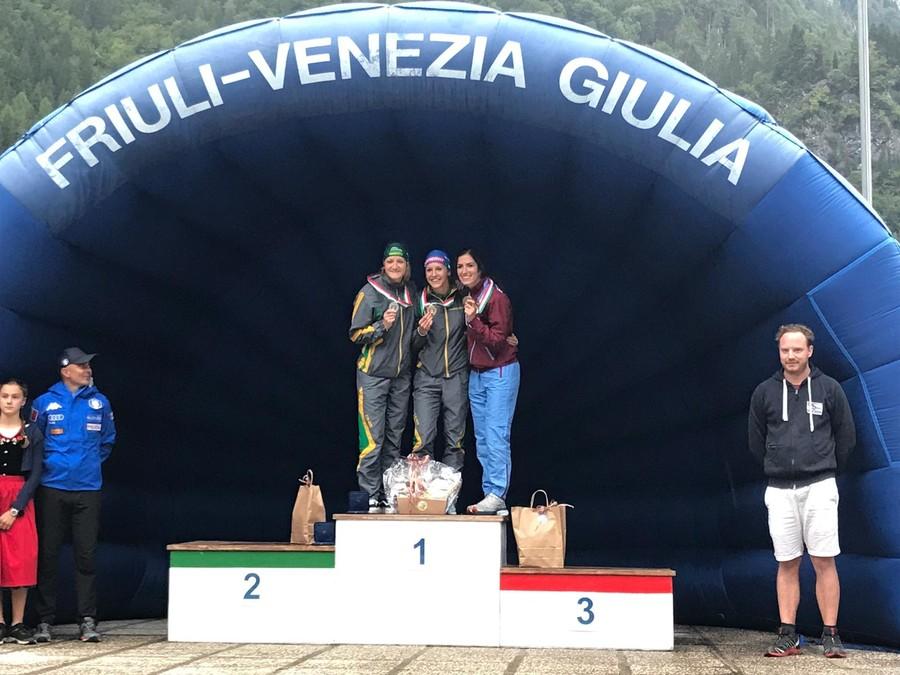 Fondo - Campionati Italiani Estivi, tutti i podi della due giorni di Forni Avoltri