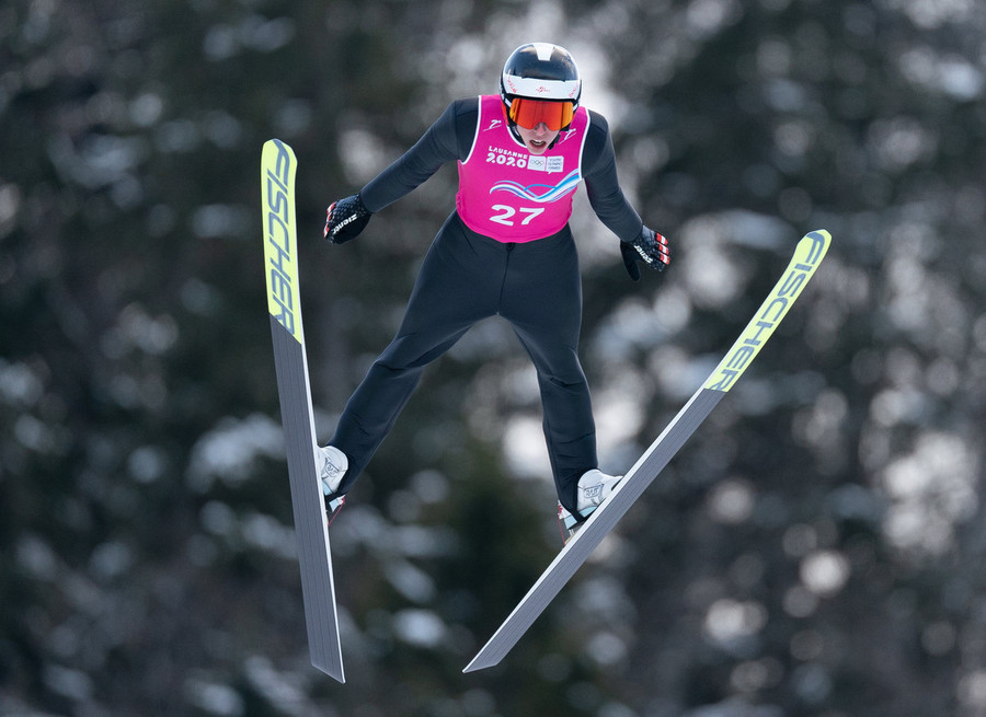 Marco Woergoetter, Austria (credit: Olympic Information Services)