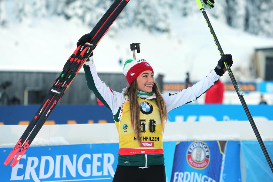 """Biathlon - Verso Oberhof, Doro Wierer: """"Qui le condizioni sono molto difficili"""""""