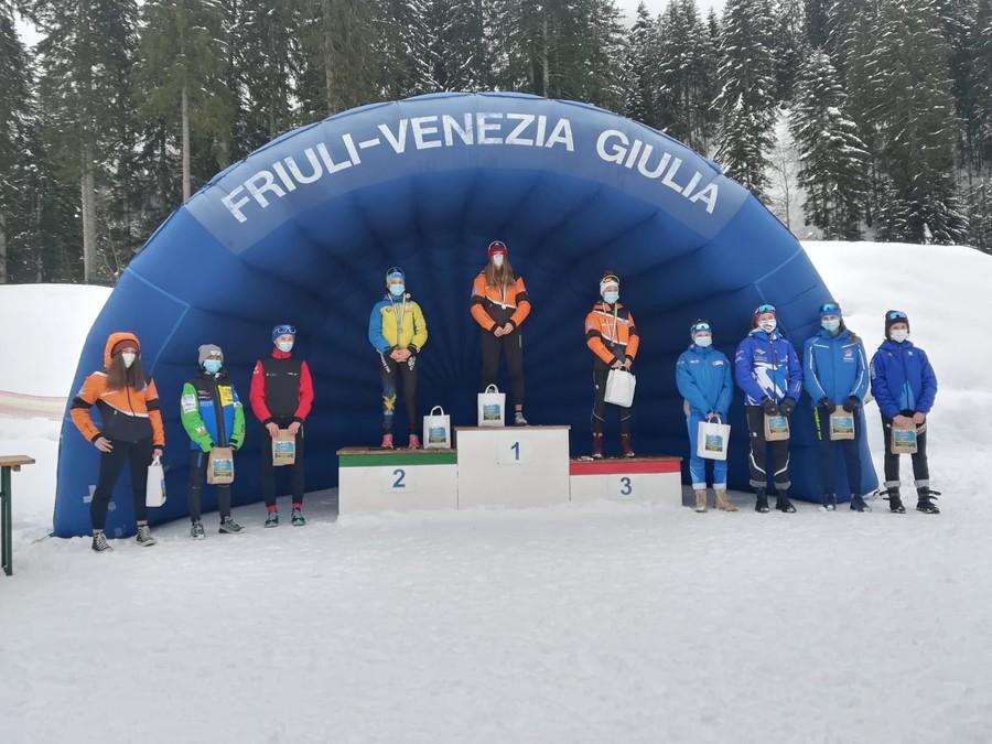 Biathlon - Campionati Italiani Allievi: doppietta di Carlotta Gautero e Hannes Bucher