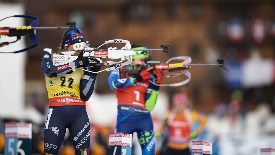 Biathlon - La start list dell'individuale femminile: Vittozzi con l'8, a Wierer il 15