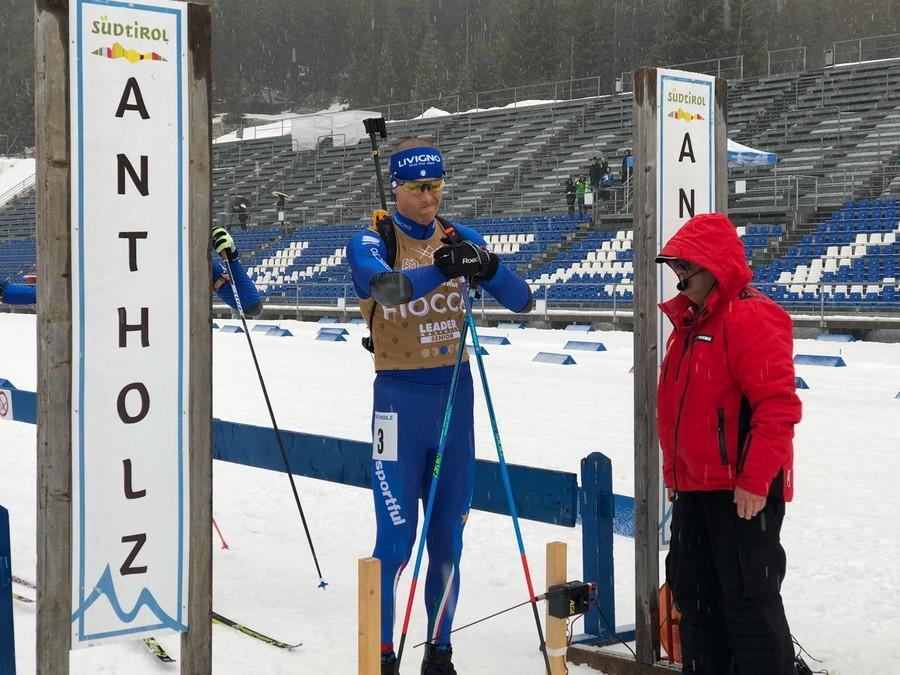 Biathlon - Coppa Italia: vittorie per Rudy Zini, Irene Borettaz e Cedric Christille
