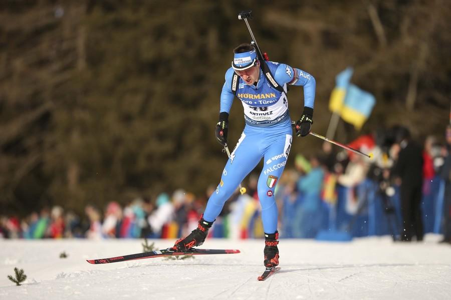 """Anterselva 2020, Dominik Windisch in mixed zone al termine della gara a inseguimento maschile: """"Troppi errori, ora voglio recuperare fisicamente"""""""