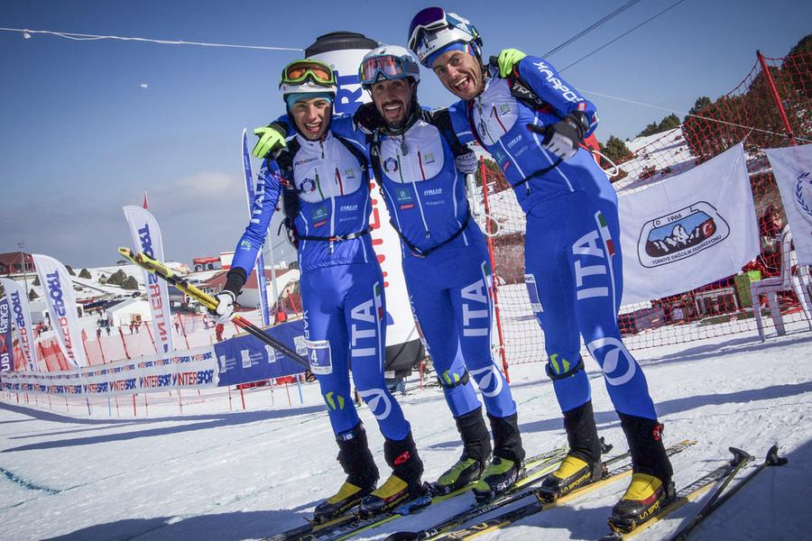 Ufficializzate le squadre di sci alpinismo per la stagione 2019/20