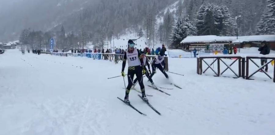 Fondo - Coppa Italia Rode Under 20: successi trentini con Monsorno e Bernardi