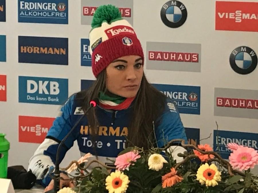 Biathlon: novità nel management di Dorothea Wierer, ecco Marco Fontanesi