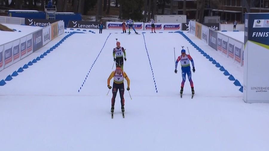 Biathlon, Mondiali Juniores: oro di Danilo Riethmueller nella Pursuit di Lenzerheide