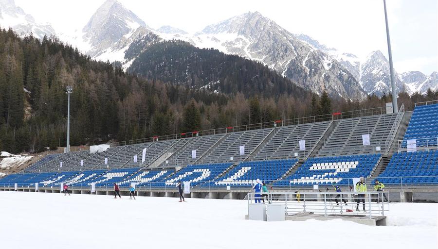 """La Provincia di Bolzano sponsor ufficiale dei Mondiali di Anterselva, Arno Kompatscher: """"Che vetrina per il marchio Alto Adige!"""""""