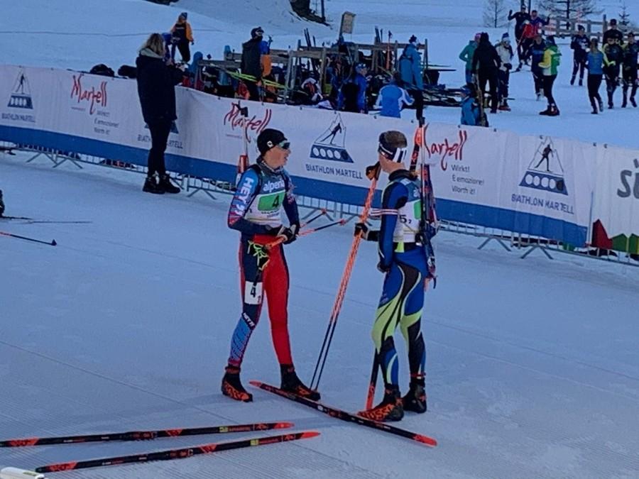 BIATHLON - Rivivi le emozioni delle staffette dei Campionati Italiani in Val Martello
