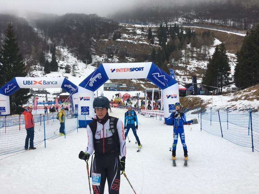 Sci Alpinismo - Coppa del Mondo Junior: Aurelien Gay ed Ekaterina Osichkina vincono anche la vertical