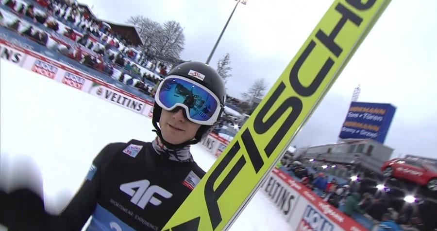 Salto - Aleksander Zniszczol si impone in gara 1 di Continental Cup a Chaikovskiy