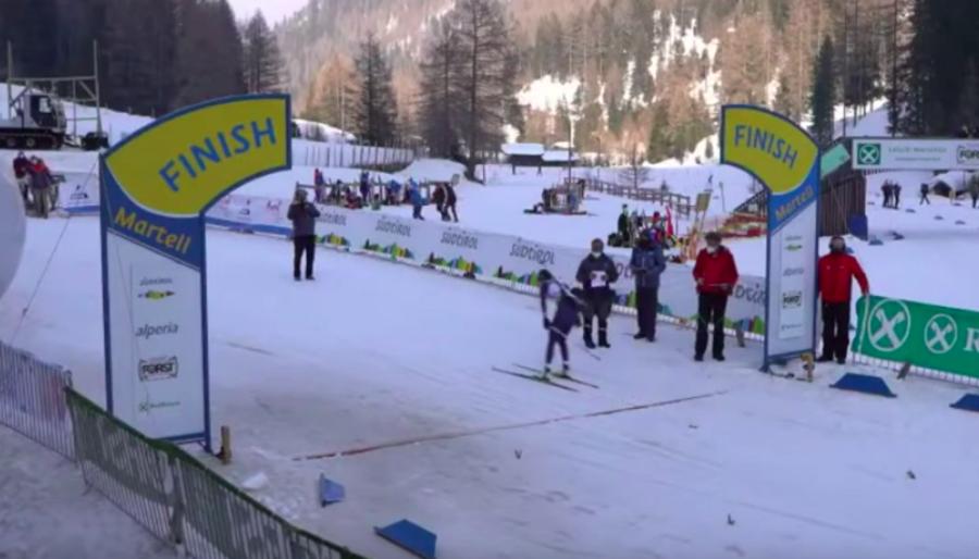 VIDEO - Rivivi la diretta delle gare femminili dei Campionati Italiani in Val Martello