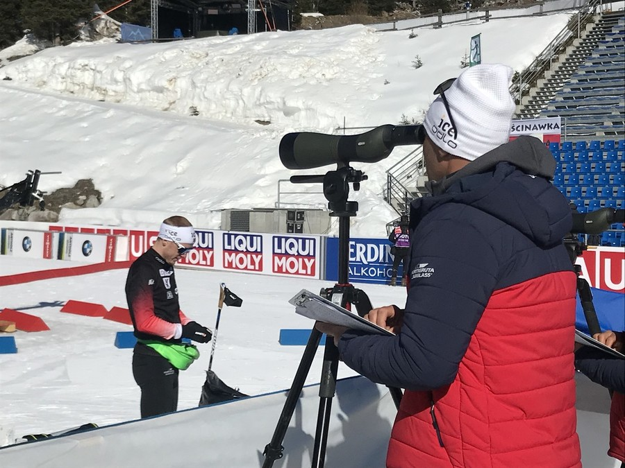 Biathlon - Mazet ancora in Francia, così anche Johannes Bø scopre le lezioni a distanza