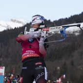 Tiril Eckhoff in un'immagine di repertorio - Foto IBU