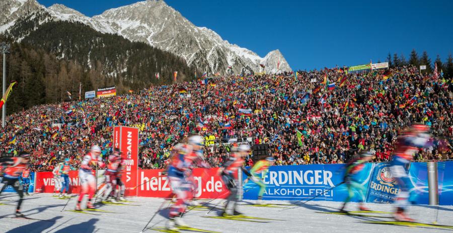 Biathlon, Anterselva 2020: tribune già sold out per il giorno delle staffette!
