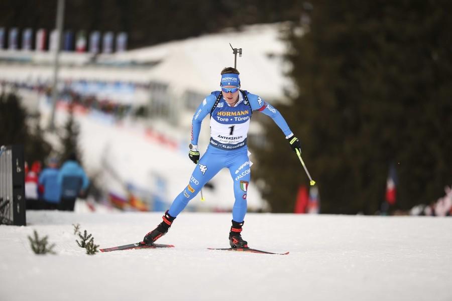 """Anterselva 2020, Lukas Hofer ventesimo nell'inseguimento: """"Mi sono mancate le gambe, peccato perchè la top ten era alla portata"""""""
