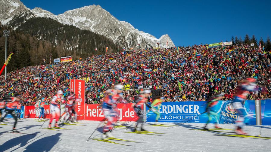 Biathlon - Coupe du Monde, la vente de l'étape d'Anterselva se passe à merveille.