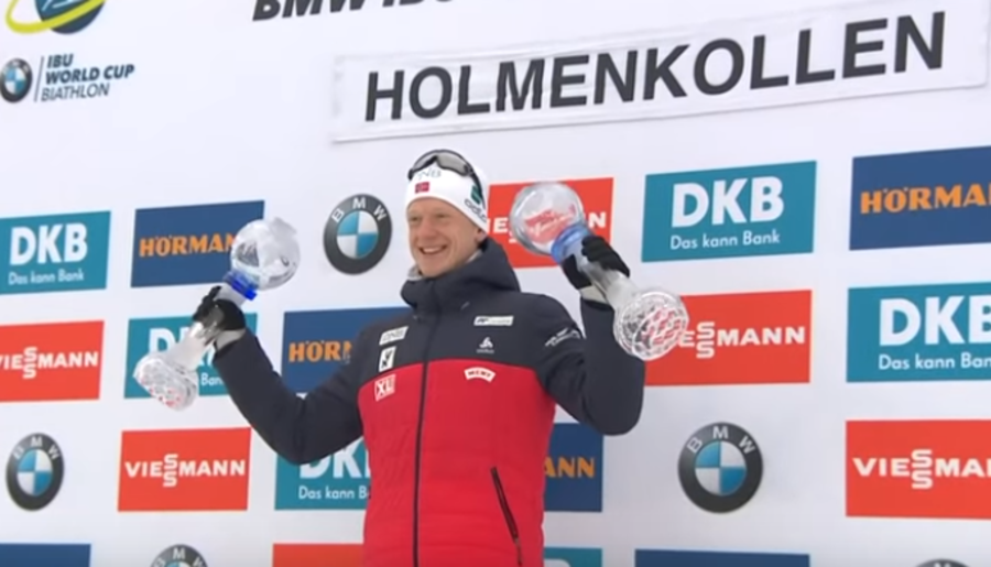 Biathlon - Johannes Bø e Tiril Eckhoff contrari all'opening di Kontiolahti