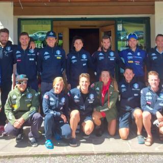 Biathlon - Ultimi giorni di raduno per la Squadra A azzurra (VIDEO)