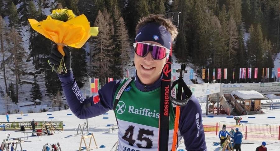 Biathlon - Splendido Didier Bionaz in IBU Cup: è quarto nella sprint in Val Martello
