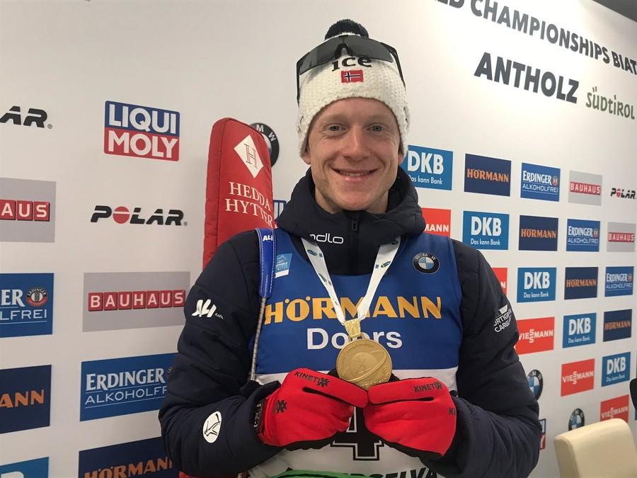 """Biathlon - Da quando è papà per Johannes Bø i raduni sono quasi una vacanza: """"Qui mi sento riposato"""""""