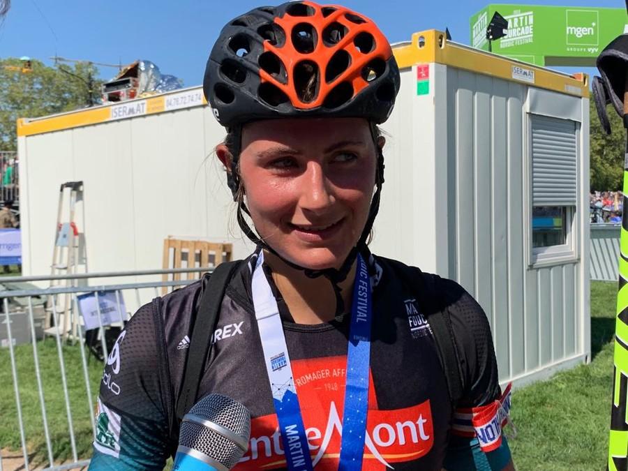 """Biathlon - Justine Braisaz a Fondoitalia: """"Voglio ritrovare il piacere in quello che faccio"""""""