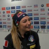"""VIDEO, Biathlon - Wierer: """"Fiera di quello che ho fatto, ma ora penso al presente"""""""