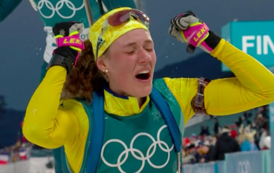 """Biathlon - Hanna Öberg: """"Aver già vinto delle medaglie olimpiche può essere un vantaggio"""""""