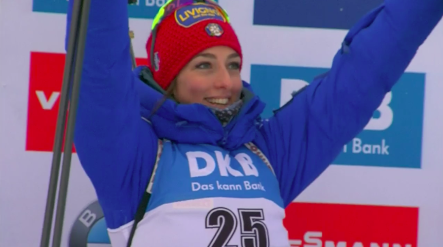 """Biathlon - """"Women on the rise"""", Lisa Vittozzi: """"La cosa più importante è trasformare in positive le giornate negative"""""""