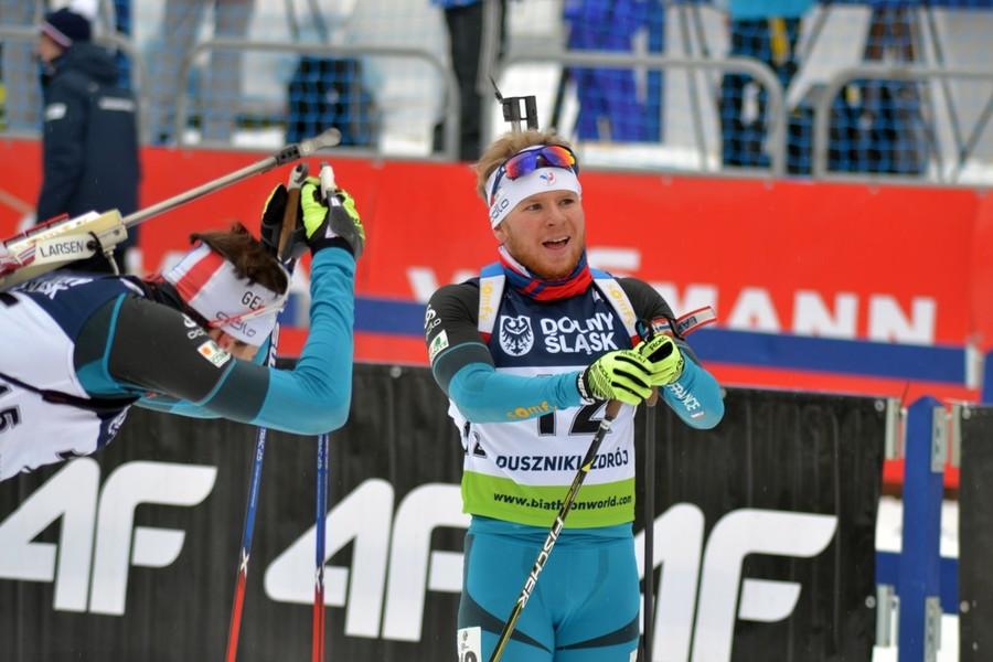 Biathlon - IBU Cup: successo francese a Idre, Aristide Begue fa sua la sprint
