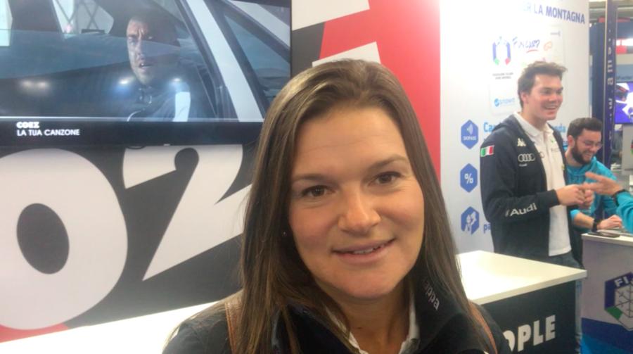 """Biathlon - Nicole Gontier: """"Voglio ripartire dalla mia bella frazione nella staffetta mondiale di Östersund"""""""