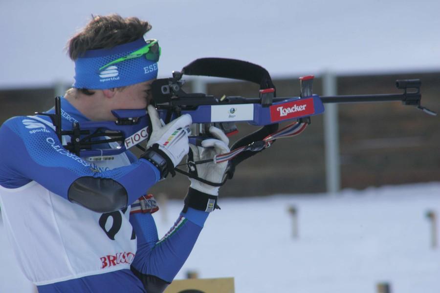Biathlon, Coppa Italia Giovani e Aspiranti maschile: doppio successo valdostano