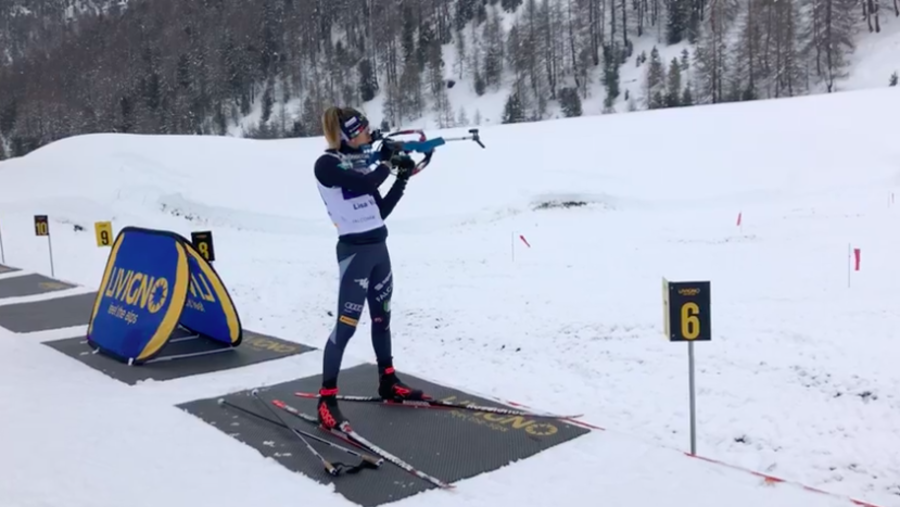 """VIDEO, Biathlon - Lisa Vittozzi: """"Io e Doro potremmo giocarci qualcosa di bello anche quest'anno"""""""