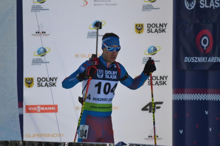 Biathlon - Bella prestazione di Malyshko nella sprint russa di Tyumen