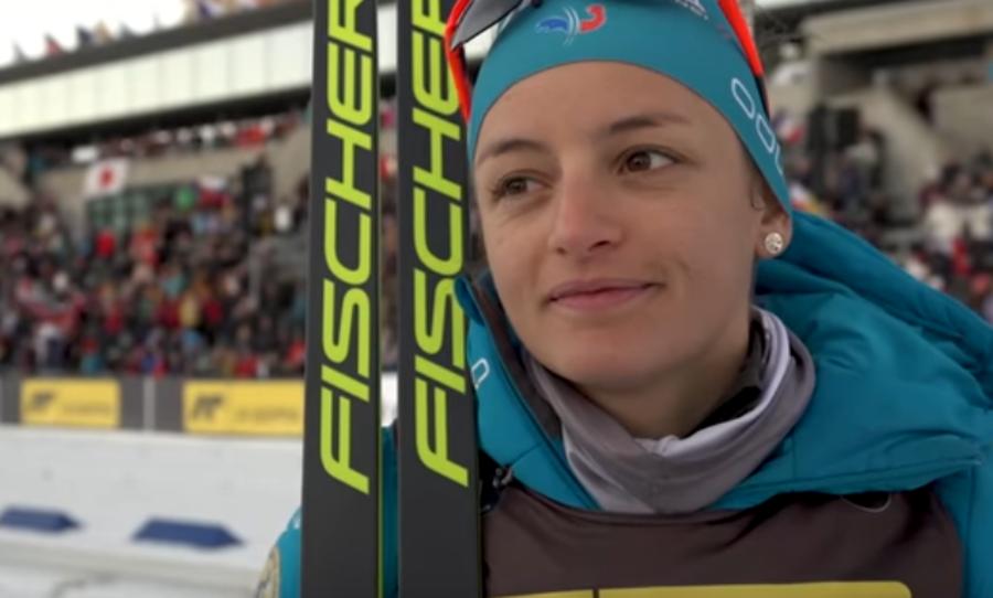 Altro addio nel biathlon: si ritira anche Célia Aymonier