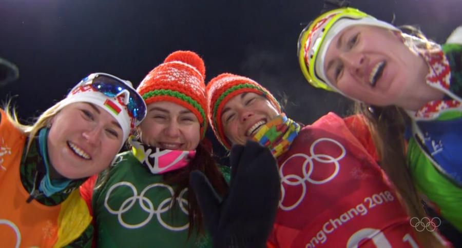 """Biathlon - I ricordi di Domracheva: """"L'oro in staffetta a Pyeongchang è stato inatteso e super emotivo"""""""