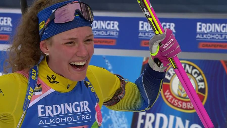 Dal fondo al biathlon: Byström non ha paura di raccogliere la pesante eredità di Pichler