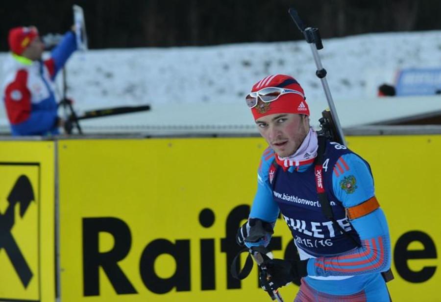 Biathlon - IBU Cup maschile: Babikov fa sua la prima sprint di Idre