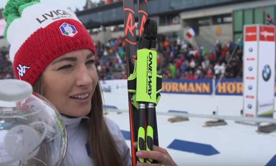 Dorothea Wierer: tra record e prime volte, nell'olimpo del biathlon italiano