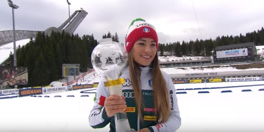 """Biathlon - Dorothea Wierer: """"Al Mondiale di Anterselva voglio arrivare in salute, motivata e concentrata sull'obiettivo"""""""